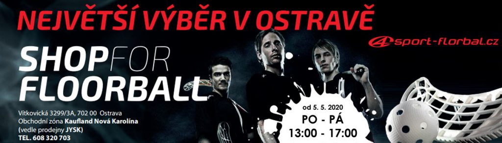 Banner 4sport-florbal.cz