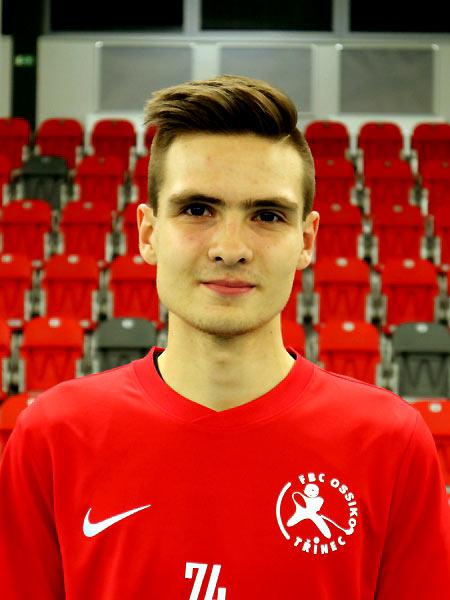 hráč Pavel Lasota FBC Třinec