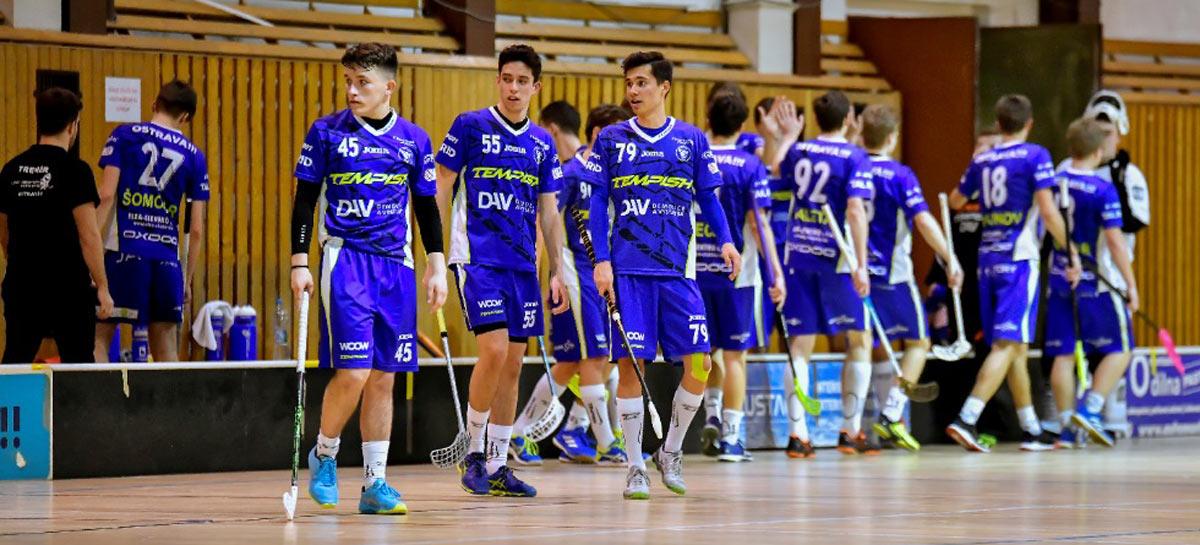 Juniorský tým 1. SC Vítkovice